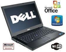 """15"""" Dell Latitude E6510 Laptop Core i5 8GB RAM / 256GB SSD Windows 7 Notebook PC"""