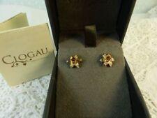 Clogau Butterfly Fastening Yellow Gold Fine Earrings