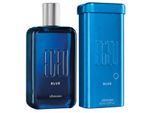 Egeo Blue Perfume for Men 90 ML 3.0 OZ By O Boticario Brazil