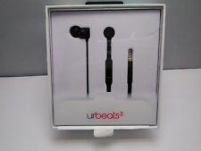 GENUINE Beats by Dr. Dre - urBeats 3 Earphones Iphone 6S 6 plus SE 5S 5 5C BLACK