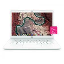 "HP Chromebook Touchscreen 14-ca052wm 14"" Intel Celeron N3350 4GB RAMMemory 32GB"