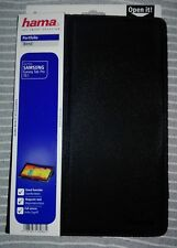 Tablet Schutzhülle Hama Portfolio Bend Schwarz Samsung Galaxy Tab Pro 10.1 Neu