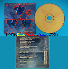CD Singolo Nuclear Blast Soundcheck Series Vol.27 NB 673-2 CARDSLEEVE no lp(S23)