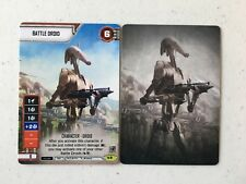 Battle Droid Alt Art Prize Star Wars Destiny Official FFG Prize