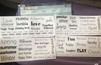 Creative Memories Jumbo Great Lengths Wedding,Music,Theater,Volleyball,Holidays