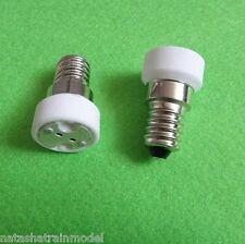 Adattatore E14 G4 MR11 MR16 GU5.3 adapter riduttore