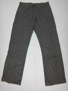 15596 Damen Hose Gang Authentic Gr. 30 grau mJ_