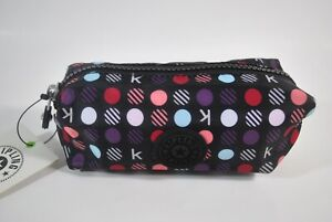 New With Tag Kipling ANTHONY Small Pouch Cosmetic Case