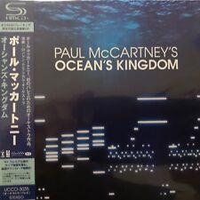 Paul McCartney - Ocean's Kingdom(SHM-CD paper sleeve), 2011 UCCO 3035