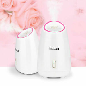 Facial Steamer Ionic Nano Skin Deep Face Skin Sauna Steam Pores Sprayer Sonifer