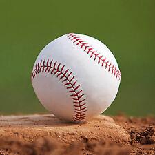 1 PCS Soft PU Softball Sport Game Practice Trainning Base Ball BaseBall Size 9