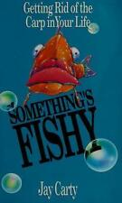 Something's Fishy, Carty, Jay, 0880703563, Book, Acceptable