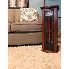 American Comfort Infrared Quartz 1500 Watt Tower Portable Plug In Heater REDUCED