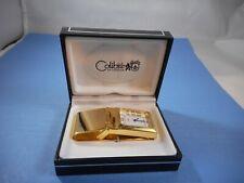 Vintage Colibri Money Clip Watch
