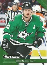 Jason Spezza #74 - 2017-18 Parkhurst - Base