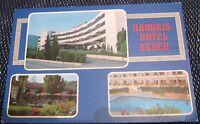 Greece Corfu Handris Hotel Beach - posted