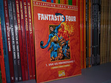 Fantastic Four, Tome 1 : Vive les Fantastiques ! - Marvel C.Neuf