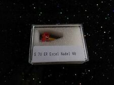 Excel S 70 ER, Sanyo ST 31 J,Sonotone V 200E  Abtastnadel Stylus Nachbau Replika
