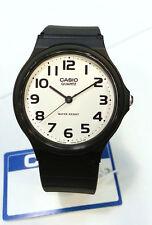 Casio classic Quartz Watch WHITE DIAL MQ24-7B2 Big numbers  MQ24