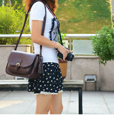 Fashion 2-2 CAMERA BAG CASE for Nikon D90 D7000 D5100 D800 D7100 D5200 D600