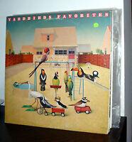 YARDBIRDS FAVORITES  LP PROMO USA 1977 NOT FOR SALE EPIC