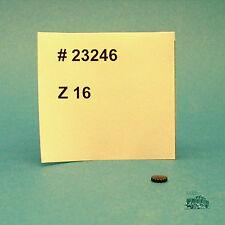 M&B Marklin Ho 23246 Cogwheel Z 16 zahnrad