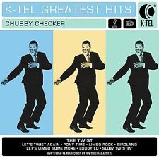 Checker, Chubby K-Tel Greatest Hits CD