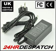 Laptop Charger AC Adapter for Compaq Presario CQ40-524AX CQ40-116AU with LEAD