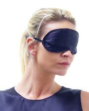 Bnwt Da Donna Seta Sonno Maschera con borsa abbinata!!!