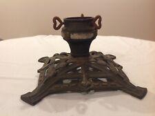 Antique/Vintage Cast Iron #24 German Christmas Tree Stand