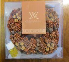 Woodwick Demeter Autumn & Winter Wreath Botanique Carousel Fragrance Oil