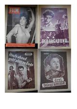 Filmprogrammsammlung 36 Progress Film-Programm Programm Hefte 50er / 60er Jahre