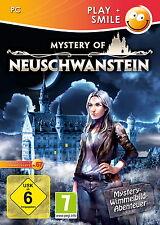 PC-Spiel Mystery Of Neuschwanstein (Wimmelbild-Adventure) PC-Spiele