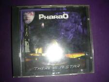 RARE USA CD MAXI     PHARAO - THERE IS A STAR - 5 MIXES  Columbia