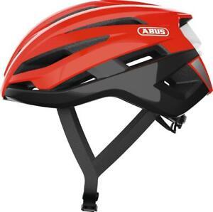 Abus StormChaser Helmet in Orange