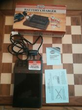 Vintage C.1980s Ever Ready CH8/RX Battery Charger + Original Box & instructions