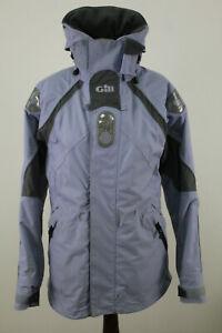 GILL OS5 Offshore Blue Sailing Jacket size Uk 10