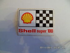 AUTOCOLLANT SHELL SUPER 100  I52