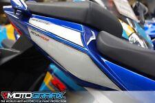 Suzuki SV650S SV1000S 03 - 06 Rear Seat Fairing Number Board 3D Gel Protector