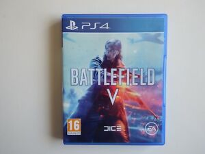 Battlefield V for PS4 in MINT Condition