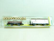 Ladenneu Minitrix Güterwagen 15009 NOS