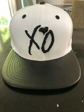 """The Weeknd """"XO Classic Logo Snapback"""" 2015 (Beauty Behind the Madness Merch)"""