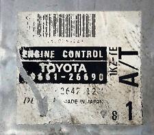 Toyota 89661-26690 1KZ-TE A/T ECU ECM Oem Jdm used