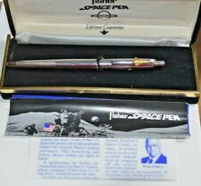 FISHER SPACE PEN IN ORIGINAL BOX WITH PAPERS