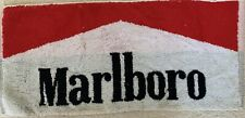 Genuine Marlboro BAR TOWEL. 49x22cm. Good Condition