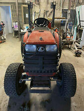 More details for kubota b2410 hst compact tractor