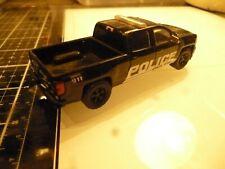 Delta Canada Police Patrol Truck Custom 1:64