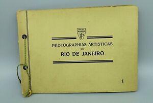 Neun Fotos Rio de Janeiro Brasilien um 1930 21cm auf 16cm