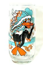 1979 Looney Tunes Daffy Duck Pepsi Collector Series Glass VTG Warner Brothers