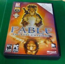 Fable: The Lost Chapters (PC, 2005) LNIB with DLC